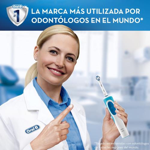 cepillo eléctrico oral-b vitality precision clean 1 unid
