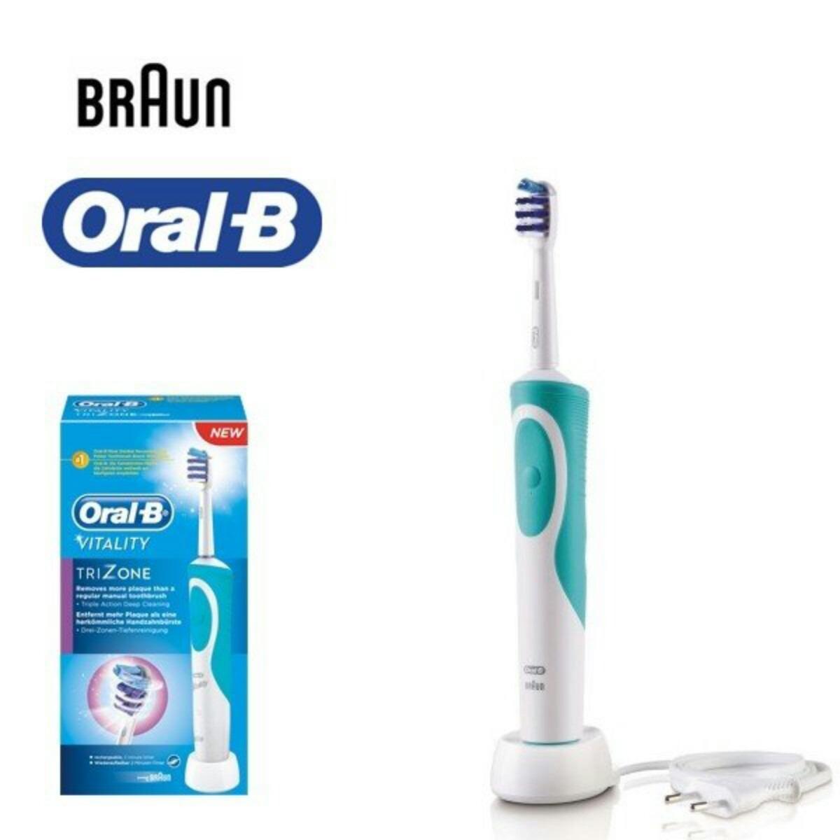 cepillo eléctrico oralb vitality trizone. Cargando zoom. 38b9bd242813