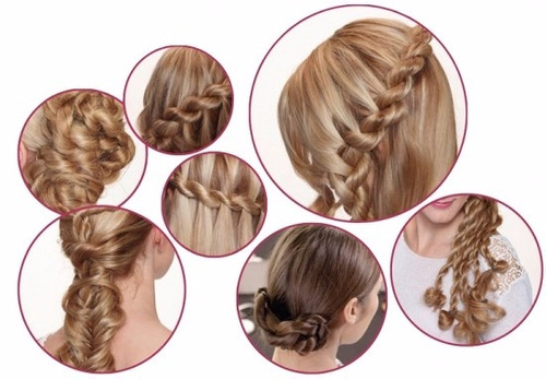 cepillo enrollar espiral trenza twist secret peinados facil