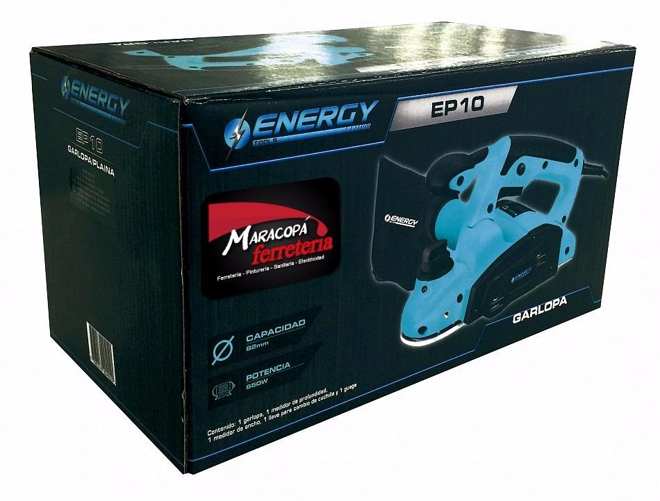 Cepillo garlopa carpintero energy electrico 650w ep10 - Cepillo electrico carpintero ...