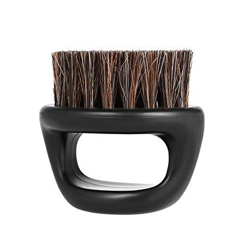 cepillo la barba los hombres anself brocha afeitar pelo barb