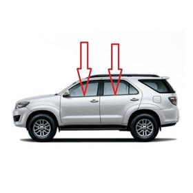 Cepillo Lame Vidrio De Puerta Toyota Fortuner 2008-2015