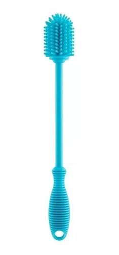 cepillo limpia mamaderas de silicona chicco