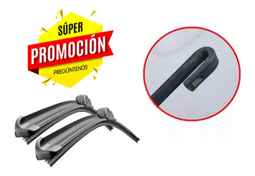cepillo limpia parabrisa tipo bumeran