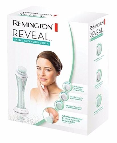 cepillo limpiador facial remington mod. fc1000