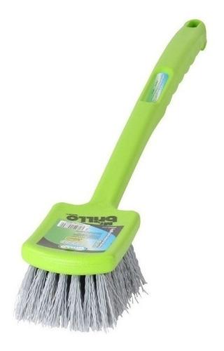 cepillo limpieza p/llantas grande mikels herramienta