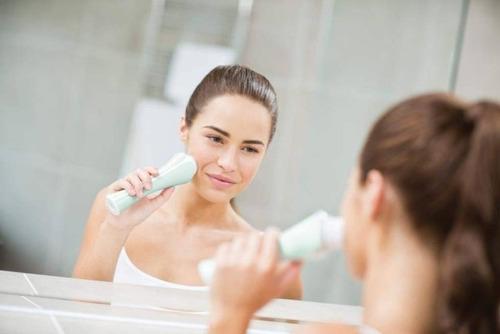 cepillo mantra refresh limpieza facial y corporal masajeador - cuerpo & cara, rostro - exfoliador exfoliacion - garantia
