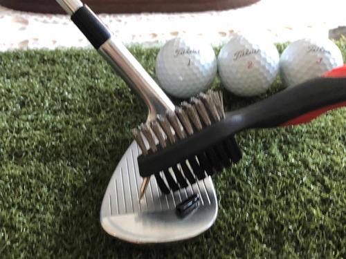 cepillo para bastones de golf