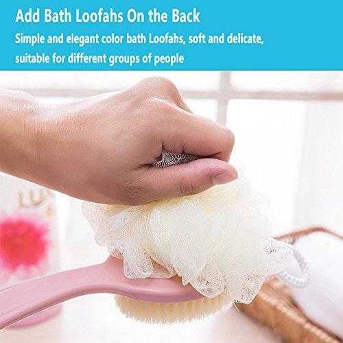 cepillo para el cuerpo con baño esponjas de baño ducha cu