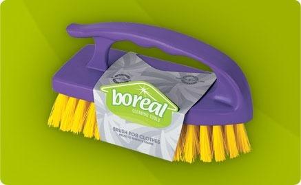 cepillo para lavar boreal