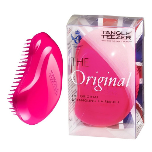 cepillo pelo tangle teezer original 100% en promocion