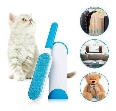 cepillo quita pelusas recoge pelo de mascotas perros y gatos