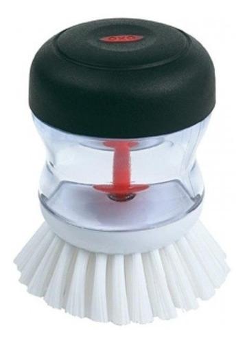 cepillo redondo dispensador jabón oxo usado (ver fotos)