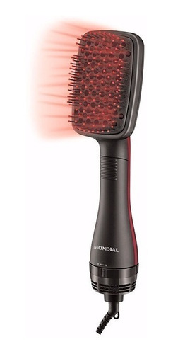 cepillo secador de pelo mondial es-01 1200w magic air ion