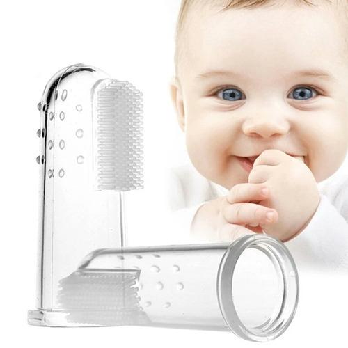 cepillo silicona para bebés lima