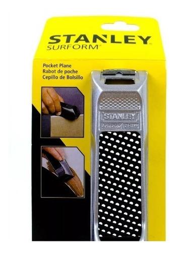 cepillo surform stanley escofina para durlock 21-399