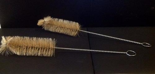 cepillos de cerda natural (diametro cerda 2.66 cm)