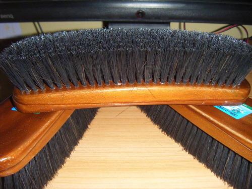 cepillos de cerda para lustrar zapatos