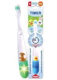 Cepillos De Dientes Con Timer! Infantiles! Glitter! -   119 14c56bfb29fd