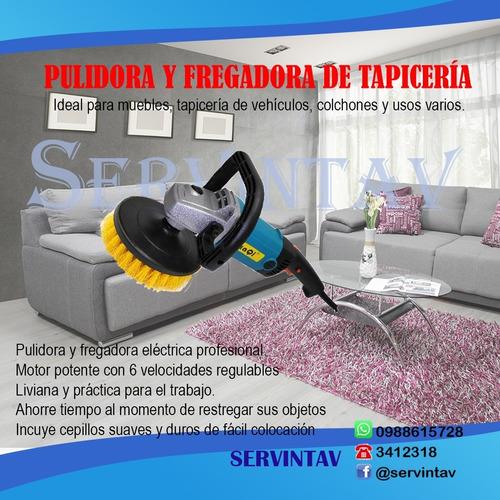 cepillos para lavar tapicería, alfombras, vehículo, sofá