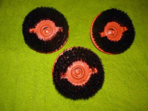 cepillos para pulidora electrolux