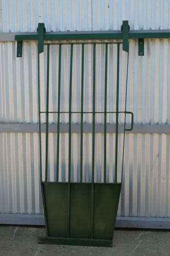 cepos tubos balanza enbarcaderos  para ganado