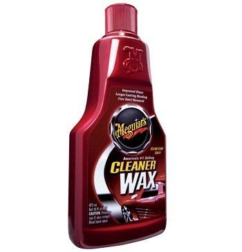 cera acrilica superior a teflon. meguiars cleaner wax.