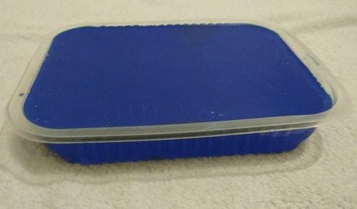 cera azul elástica  starblue  1 k  profesional  bandeja