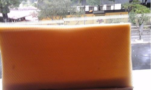 cera de abelha alveolada pura 1 kg