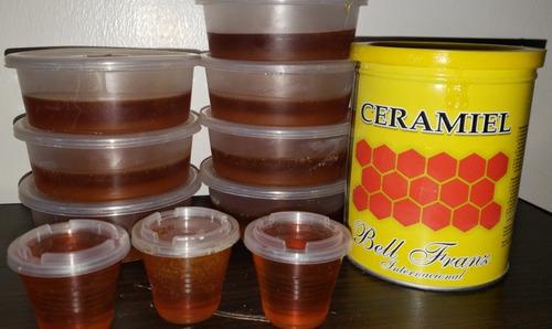 cera depilar cera miel azuleno 50g  100g bell franz
