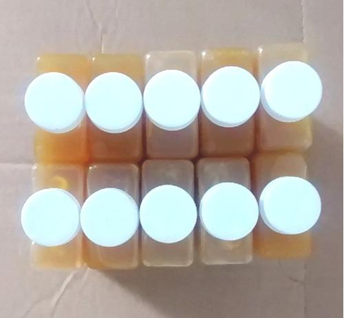 cera depilatória inverwax refil 24 potes de 80g/cada
