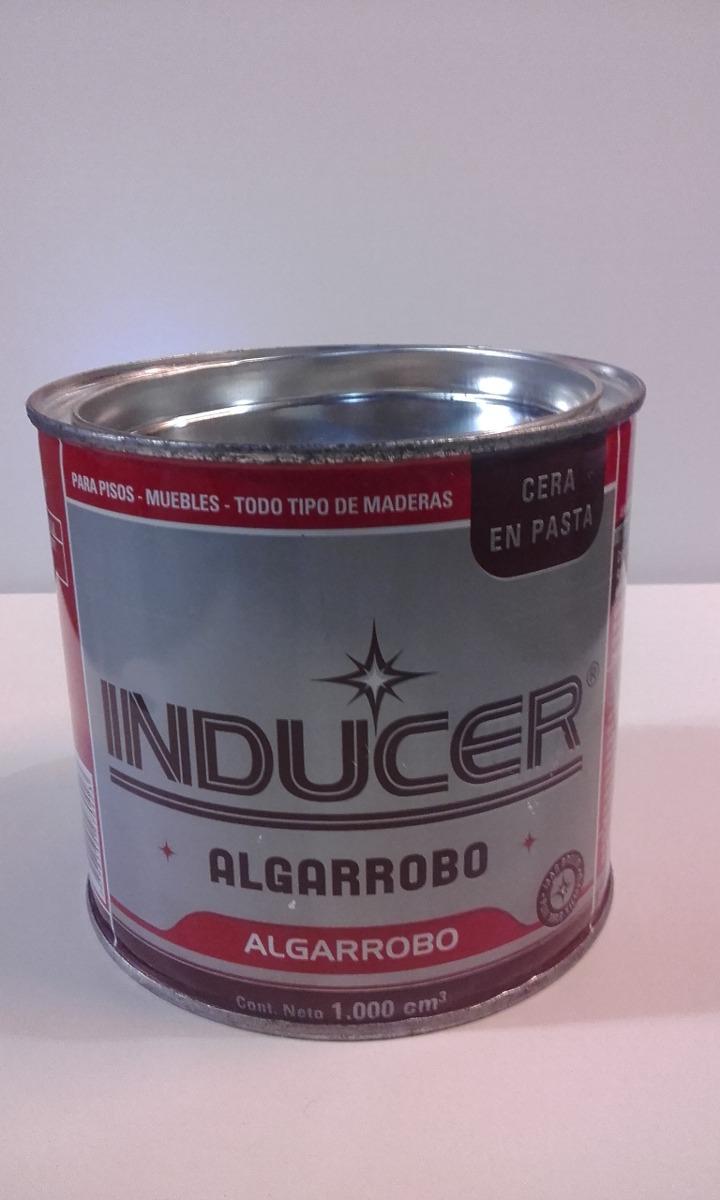 Cera En Pasta Inducer Para Maderas Algarrobo-pino-est.campo - $ 350 ...
