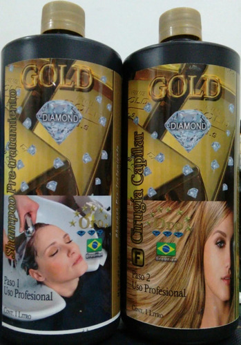 cera fria  gold diamond 1lt 2 psos selladas