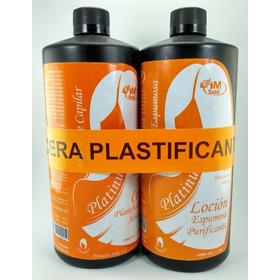 Cera Fría Plastificante Alisante Cirugía  Envío Gratis