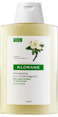 cera klorane de magnolia 200 ml pelo brillo intenso cabello