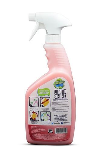 cera liquida de carnaúba ecológica en spray 1 litro