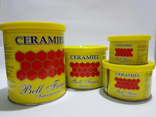 cera miel depilatoria 120 gramos, 1/4 y 1/2 kilo