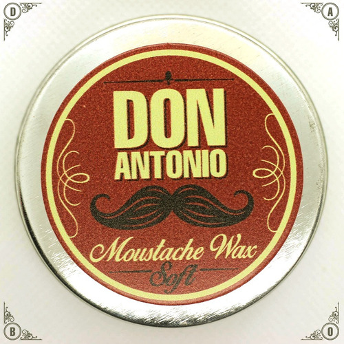 cera para bigote don antonio beard oil // the duke