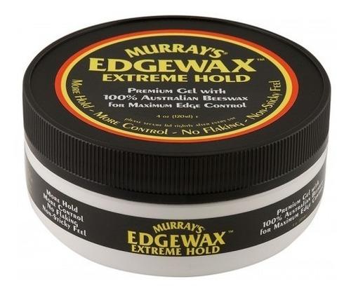 cera pomada peinar cabello murrays edgewax extreme barba