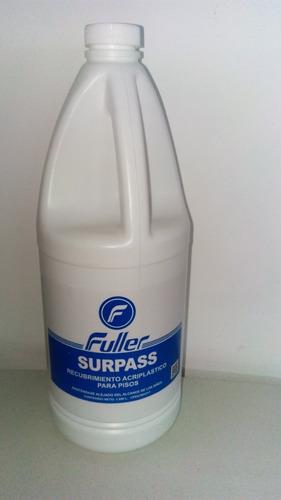 cera surpass recubrimiento acriplastico 1/2 galón