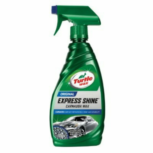 cera turtle wax t-136r express shine spray car wax - 16 oz.