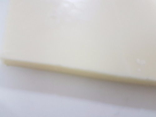 cera vegetal  de coco em barras  2 quilos