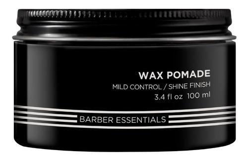 cera wax de fijación ligera para cabello normal redken brews