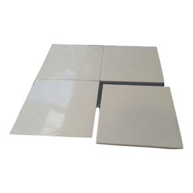 Ceramica 20x20 Blanco Brillante 1ra. Calidad X Caja De 1.50
