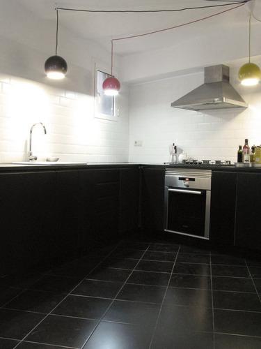 ceramica 33x33 negro forte 1era san lorenzo piso pared