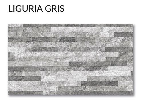 cerámica alberdi liguria gris 28x45 revestimiento piedra mar