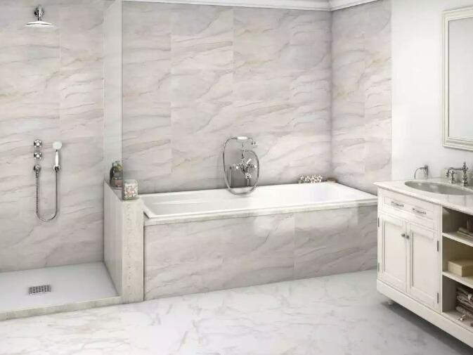 Ceramica baldosa 30x60 cm brillante ba o piso pared bs - Precio baldosas bano ...