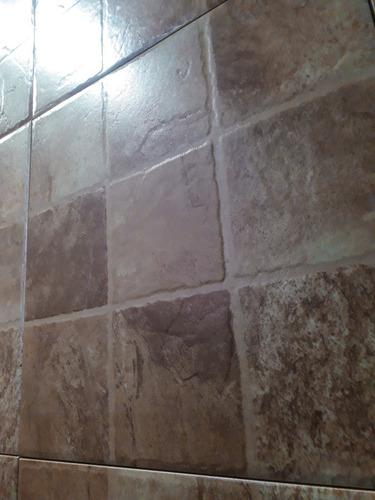 ceramica barata exterior porfido marron 35x35 patio alto transito