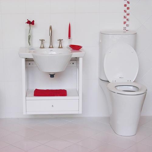 ceramica blanca baño cocina economica barata pared piso 1era