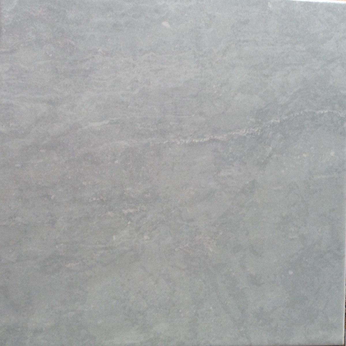 Cer mica charlotte gris pizarra 32x32 para pared y o piso - Papel de pared gris ...